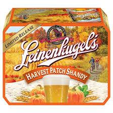 Leinenkugel Pumpkin Spice Beer by Leinenkugel U0027s Seasonal Harvest Patch Shandy 12pk 12oz Cans