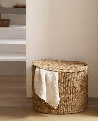 aufbewahrungsmöbel aus metall und holz möbel und körbe