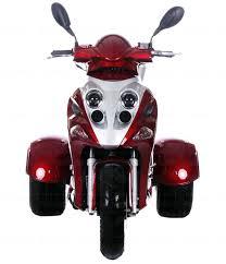 50cc MOJO Scooter Trike 3 Wheel Street Legal