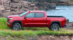 2019 Gmc Sierra Denali First Review Kelley Blue Book Inside 2019 Gmc ...