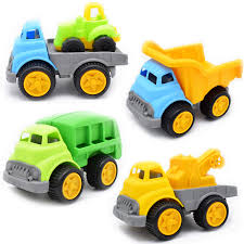 100 Trucks Toys Amazoncom KISSKIDS Car Vehicles Toy Sets 4 Pack Of 7