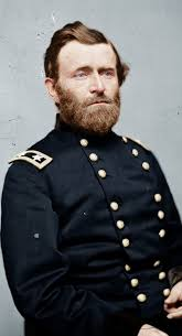 Ulysses S Grant As Major General By Zuzahin