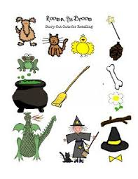 Preschool Halloween Books Activities by 41 Best Activities Using Room On The Broom Images On Pinterest
