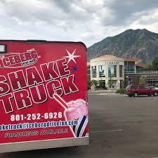 Iceberg Shake Truck - Salt Lake City Food Trucks - Roaming Hunger