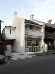 100 Sydney Terrace House Paddington In Australia 1