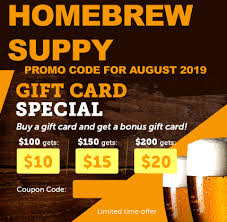 HomebrewSupply.com Promo Codes And Homebrew Supply Coupons ... Wp Stealth Site Coupon Discount Code 20 Off Promo Deal Activityhero Flash Sale Amazon Prime Now Singapore October 2019 Save On A Sack Of Grain With This Williams Brewing Hallmark Coupons And Codes Instore Online Specials Chapman Heating Air Cditioning 100 Exclusive Wish Oct Avail 90 Fabfitfun Archives Savvy Subscription 10 Best Shopping Oct Honey Management Woocommerce Docs Up To 25 Off Overstock Deals Support Wine Crime