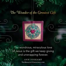 The Wonder Of Greatest Gift