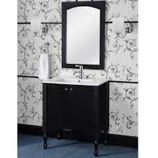 Wayfair Bathroom Vanity 24 by In Series 30 Inch Transitional Single Sink Bathroom Vanity Black