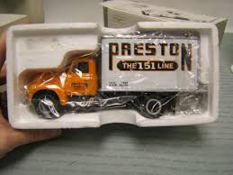 100 1957 International Truck First Gear Preston Ing R190 Dry Goods Van