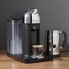 Nespresso R VertuoLine Chrome Coffee Espresso Maker Bundle
