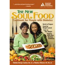 The New Soul Food Cookbook For People With Diabetes 2nd Edition