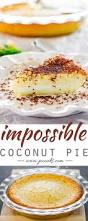 Bisquick Impossible Pumpkin Pie Ingredients by Impossible Coconut Pie Jo Cooks