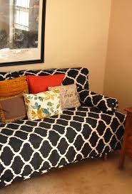Vintage Indigo Studio Day Sofa Slipcover by How To Turn A Bed Into A Sofa Apartments Room And Basements