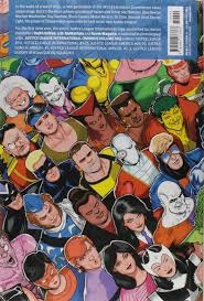 Amazon Justice League International Omnibus Vol 1