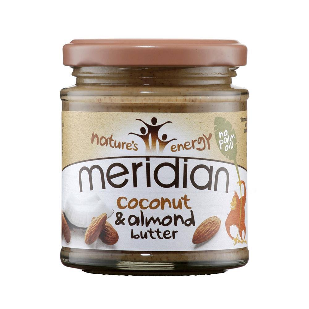 Meridian Coconut and Almond Butter - 170g