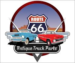 It Company Logo Design For Route 66 Antique Truck Parts By S.S. ...