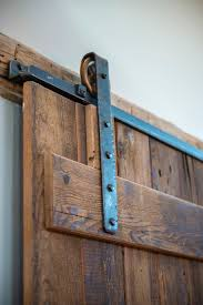 Artisan Hardware Sliding Barn Doors Door With Rustic Hinges And On ... Barn Door Track Trk100 Rocky Mountain Hdware Contemporary Sliding John Robinson House Bring Some Country Spirit To Your Home With Interior Doors 2018 6810ft Rustic Black Modern Buy Online From The Original Company Best 25 Barn Door Hdware Ideas On Pinterest Diy Large Hinges For A Collections Post Beam Raising Ct The Round Back To System Bathrooms Design Bathroom Ideas Diy Rolling Classic Kit 6ft Rejuvenation