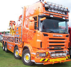 100 Crouch Tow Trucks Recovery Scania R620 Recovery Truck DonaldUist Flickr