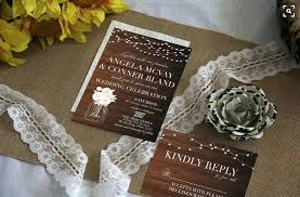 Good Rustic Fall Wedding Invitations And 32 Diy Ideas