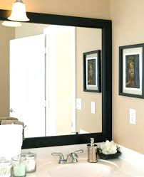 led wall mount mirror innovation led mirrors for bathrooms plain