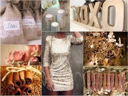 An Elegant Country Bridal Shower Idea Board