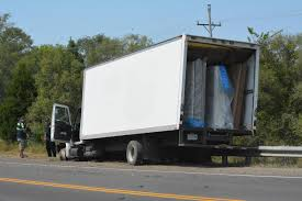 Stolen Box Truck Hauling Mattresses Crashes Just East Of Topeka ...