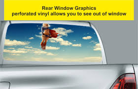 Window Graphic Tint Truck Jeep SUV Super Girl Above Clouds Sticker ... Best Window Decals Graphics In Calgary For Trucks Cars Auto Motors Intertional English British Flag Rear Graphic Black Eagle Miller 19972018 F150 American Muscle Perforated Real 3d Grim Reaper Death Skull Decal Sticker Car Flying Pilot F16 Truck Suv Van Etsy Buy Grassland Camo Ducks Harley Davidson Platinum Design Build Co Coastal Sign Llc Buck At Dawn Police Elite And