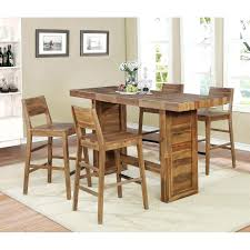 Rustic Pub Table And Chairs – Eproperties.co