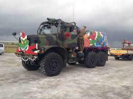 Kinser Tree Lighting Ceremony, Holiday Parade Endures Rain > Okinawa ... Xm816 5 Ton 6x6 Hydraulic Wrecker Muv Military Utility Vehicle Iveco Defence Vehicles Medium Tactical Replacement 7 Stock Photos Ton Military Truck 10500 Pclick American Army Reo M35 6x6 Truck Belfast Northern Ireland The Wants New Tracked That Will Run In Deep Snow At 50 Items Vehicles Trucks Eastern Surplus Show Of Force Military Offroad Vehicle Monsters Global Times 1942 Chevrolet G506 15ton 4x4 Cadian Milita Flickr Chevys Making A Hydrogenpowered Pickup For The Us Wired Murdered Out Bmy M923a2 Rops Youtube