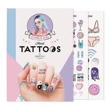 Tumblr Girl Tattoo Colour