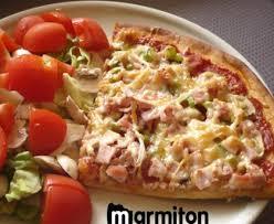 recette cuisine dietetique pizza diététique au jambon oui c est possible de lilly recette