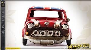 deco voiture de rallye voiture de décoration mini de rallye avec toit union