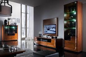 wohnzimmermöbel wohnzimmer komplett set i lopar 6 teilig teilmassiv farbe nuss schwarz