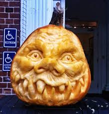 Snickers Halloween Commercial Pumpkin by Goblin Pumpkin Carving Holiday Halloween Jack O Lanterns And