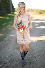 Fall Country Wedding Guest Dresses