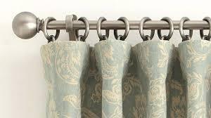 Walmart Curtain Rods Wood by Curtain Amusing Curtain Ring Clips Glamorous Curtain Ring Clips