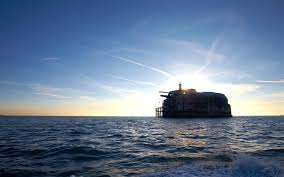 100 Spitbank Fort Solent S Admiral Suite The Romantic