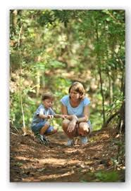 Trail Motherandchild exporation1