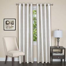 Pottery Barn Curtains Grommet by Curtain Fresh Sheer Arm And Hammer Odor Neutralizing Grommet White