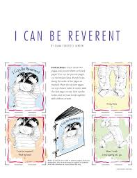 I Can Be Reverent Pictures Left Page