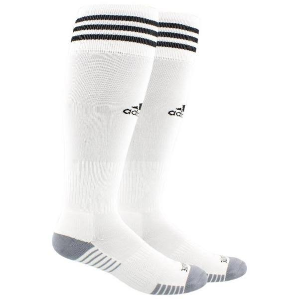 Adidas Copa Zone Cushion IV Socks - White/Black - XS