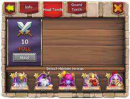 Pumpkin Duke Castle Clash 99 by Castle Clash Torch Battle Castle Clash Guides