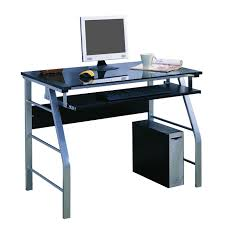 Tempered Glass Computer Desk by Cool Tempered Glass Desk Ikea Images Design Ideas Surripui Net