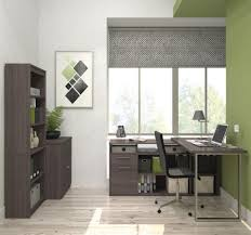 Bestar L Shaped Desk by L Shaped Desks L Shaped Desk With Lateral File And Bookcase Bestar