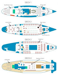 Images Deck Plans by Deck Plans Victory Casino Cruises