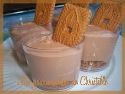 mascarpone recette dessert rapide mousse de mascarpone au nutella et spéculoos les gourmandises de