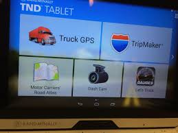 100 Rand Mcnally Truck Gps Best Tablet For Sale In Griffin Georgia For 2019