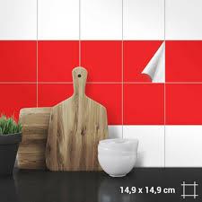 möbel wohnen dusche fliesenaufkleber 14 9 x 14 9 cm für