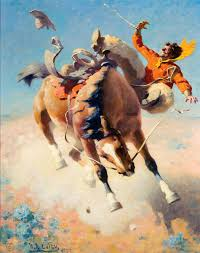 Leanin Tree Christmas Cards Western by No Lack Of Sunshine In The West As Scottsdale Art Auction Sees 11