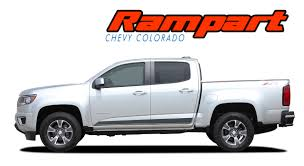 RAMPART : 2015-2019 Chevy Colorado Lower Rocker Panel Accent Vinyl Graphic  Factory OEM Style Decal Stripe Kit 2014 Chevrolet Silverado Reaper The Inside Story Truck Trend Chevy Upper Graphics Kit Breaker 3m 42018 Wet And Dry Install 072018 Stripes Flex Door Decal Vinyl Pin By Sunset Decals On Car Stickers Pinterest 2 Z71 Off Road Stickers Parts Gmc Sierra 4x4 02017 Details About 52018 Colorado Tailgate Blackout Graphic Stripe Side Rampart 2015 2016 2017 2018 2019 Black 2x Chevy Bed Window Carviewsandreleasedatecom Shadow Lower Flow Special Edition Rally Hood Body Hockey Accent Shadow